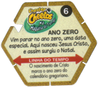 Tazos > Chester Cheetos Na Máquina do Tempo 06-Ano-Zero-(back).