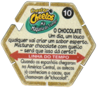 Tazos > Elma Chips > Chester Cheetos Na Máquina do Tempo 10-O-Chocolate-(back).