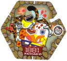 Tazos > Elma Chips > Chester Cheetos Na Máquina do Tempo 14-Pablo-Picasso.