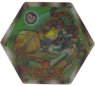 Tazos > Chester Cheetos Na Máquina do Tempo 28-A-Internet.