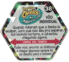 Tazos > Elma Chips > Chester Cheetos Na Máquina do Tempo 38-Vôo-Individual-(back).