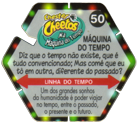 Tazos > Elma Chips > Chester Cheetos Na Máquina do Tempo 50-Máquina-Do-Tempo-(back).