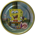 Tazos > Elma Chips > Titanium - Bob Esponja 20-Spongebob-Squarepants-&-Gary.