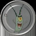 Tazos > Elma Chips > Titanium - Bob Esponja 34-Plankton.