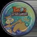 Tazos > Elma Chips > Titanium - Bob Esponja Back-Sandy-1.