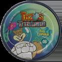 Tazos > Elma Chips > Titanium - Bob Esponja Back-Sandy-2.