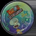 Tazos > Elma Chips > Titanium - Bob Esponja Back-Squidward-2.
