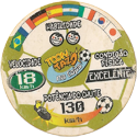Tazos > Elma Chips > Toon Tazo na Copa - gold 04-Seleção-Genial-(back).