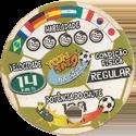 Tazos > Elma Chips > Toon Tazo na Copa - gold 05-Seleção-dos-Manos-(back).