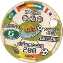 Tazos > Elma Chips > Toon Tazo na Copa - gold Cartoon-Network-(back).