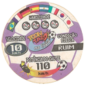 Tazos > Elma Chips > Toon Tazo na Copa - standard 01-Jogando-na-Banheira-(back).