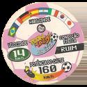 Tazos > Elma Chips > Toon Tazo na Copa - standard 11-É-Campeão-(back).