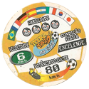 Tazos > Elma Chips > Toon Tazo na Copa - standard 21-A-Arma-do-Time-(back).