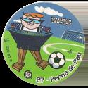Tazos > Elma Chips > Toon Tazo na Copa - standard 27-Perna-de-Pau.