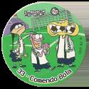 Tazos > Elma Chips > Toon Tazo na Copa - standard 33-Comendo-Bola.