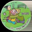Tazos > Elma Chips > Toon Tazo na Copa - standard 37-Jogo-Amistoso.