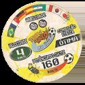 Tazos > Elma Chips > Toon Tazo na Copa - standard 42-Cabeçada-na-Trave-(back).