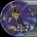 Tazos > Elma Chips > Yu-Gi-Oh! Metal Tazos 01-Yami-Yugi.