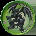 Tazos > Elma Chips > Yu-Gi-Oh! Metal Tazos 11-Dragão-Metãlico-Negro-de-Olhos-Vermelhos.