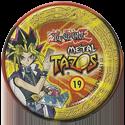 Tazos > Elma Chips > Yu-Gi-Oh! Metal Tazos 19-Berfomet-(back).