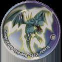 Tazos > Elma Chips > Yu-Gi-Oh! Metal Tazos 20-Dragão-Alado,-Guardião-da-Fortaleza.