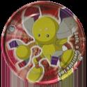 Tazos > Elma Chips > Yu-Gi-Oh! Metal Tazos 25-Beta,-o-Guerreiro-Imã.