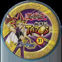 Tazos > Elma Chips > Yu-Gi-Oh! Metal Tazos 31-Sereia-do-Mundo-da-Fantasia-(back).