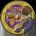 Tazos > Elma Chips > Yu-Gi-Oh! Metal Tazos 35-Gearfried,-o-Cavaleiro-das-Trevas-(back).