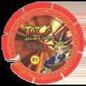 Tazos > Elma Chips > Yu-Gi-Oh! Arma e Voa 01-Back-Yami-Yugi.