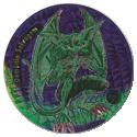 Tazos > Elma Chips > Yu-Gi-Oh! Magic Tazo 15-Demônio-Selvagem.