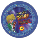 Tazos > Elma Chips > Yu-Gi-Oh! Magic Tazo 31-40-Back-Blue-Joey-Wheeler-1.