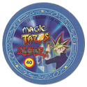 Tazos > Elma Chips > Yu-Gi-Oh! Magic Tazo 31-40-Back-Blue-Yami-Yugi-2.