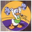 Tazos > Chile > Disney 10-Donald.