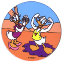 Tazos > Chile > Disney 13-Donald-y-Daisy.