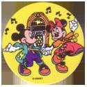 Tazos > Chile > Disney 21-Mickey-y-Minnie.