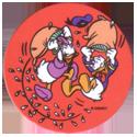 Tazos > Chile > Disney 28-Donald-y-Daisy.