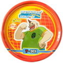 Tazos > MegaMan NT Warrior Metal Tazos 07---Dex.
