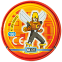 Tazos > MegaMan NT Warrior Metal Tazos 08-back---Glide.