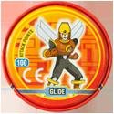 Tazos > MegaMan NT Warrior Metal Tazos 08-back---Glide.