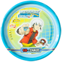 Tazos > MegaMan NT Warrior Metal Tazos 10---Chaud.