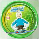Tazos > MegaMan NT Warrior Metal Tazos 12---Maysa.