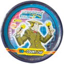 Tazos > MegaMan NT Warrior Metal Tazos 15---Count-Zap.