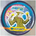 Tazos > MegaMan NT Warrior Metal Tazos 15---Count-Zap.