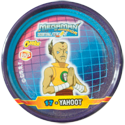 Tazos > MegaMan NT Warrior Metal Tazos 17---Yahoot.