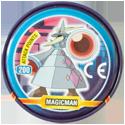 Tazos > MegaMan NT Warrior Metal Tazos 17-back---MagicMan.