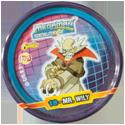 Tazos > MegaMan NT Warrior Metal Tazos 18---Mr.-Wily.