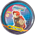 Tazos > MegaMan NT Warrior Metal Tazos 19---Mr.-Match.