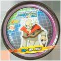 Tazos > MegaMan NT Warrior Metal Tazos 20---Mr.-Wily.