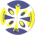 Tazos > Sabritas > Mega Gira 70-Grecia-(back).