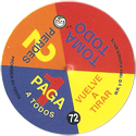 Tazos > Sabritas > Mega Gira 72-India-(back).
